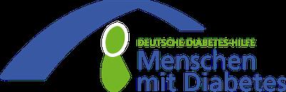 Logo des Vereins Deutsche Diabetes-Hilfe - Menschen mit Diabetes (DDH-M)