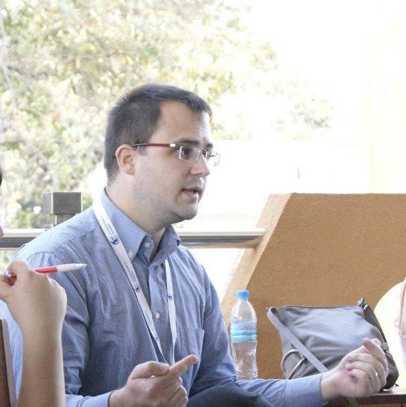 Ein Foto von einer Diskussion beim IDF Young Leaders in Diabetes Programme in Tanzania
