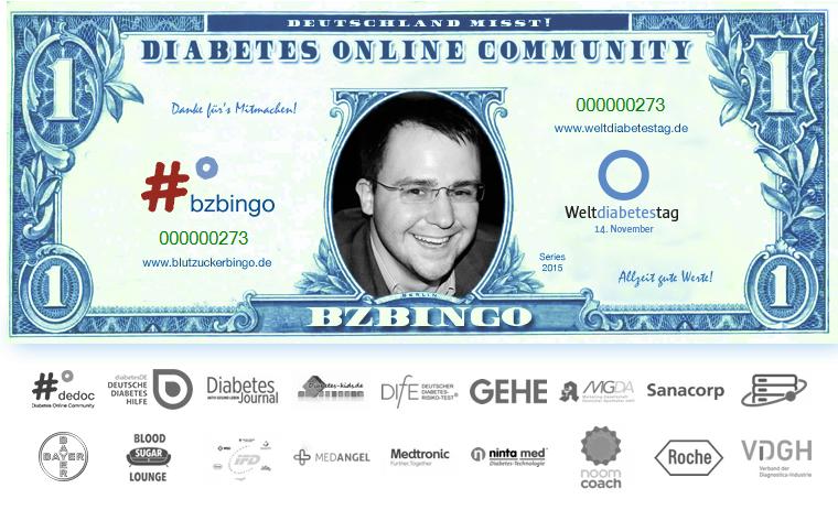 Bild vom #bzbingo Dollar.
